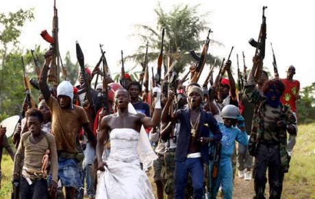 Λιβερία: Βουτιά στην έρημο του πραγματικού