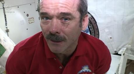 Τα Δάκρυα του Αστροναύτη