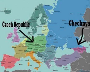 Τι Τσεχία, τι Τσετσενία…