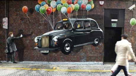 Οι 15 πιο Αγαπημένες Street Art Φωτογραφίες