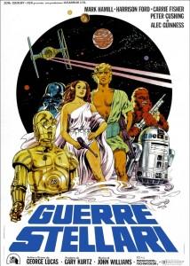 Αφίσες Star Wars αλα Ευρωπαϊκά