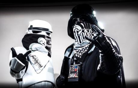 Ραπ, Λούπες και Stormtroopers