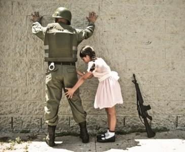 Δίνοντας ζωή στα έργα του Banksy