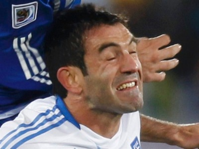Αποχαιρετούμε τον Γιώργο Καραγκούνη με τις Πιο Derp Γκριμάτσες του σε ματς Εθνικής