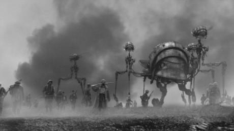 Πως θα ήταν αν μας την είχαν πέσει οι εξωγήινοι το 1913; (VIDEO)