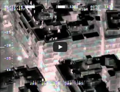 To βίντεο της ΕΛΑΣ με τους #iptamenoi_anarxikoi είναι περίπου τρεηλερ για το νέο Black Hawk Down