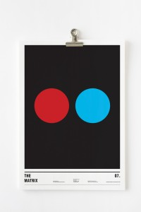 10 σούπερ μινιμαλιστικές αφίσες διάσημων ταινιών, φτιαγμένες μόνο με κύκλους