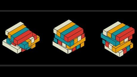 10 Υπέροχα Γεωμετρικά GIFs για να υπνωτίσεις το μυαλό σου