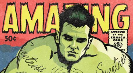 Mεγάλες μορφές του post-punk και του new wave ως υπερήρωες της Marvel