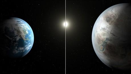 H NASA μόλις ανακοίνωσε πως ανακάλυψε έναν πλανήτη περίπου σαν το δικό μας