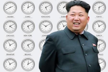 Το ακούσαμε και αυτό: Ο Κιμ Γιονγκ Ουν αλλάζει και την ώρα