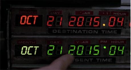 21 ΟΚΤΩΒΡΙΟΥ 2015: 10 τεχνολογικά επιτεύγματα που έπεσε μέσα το Back to Τhe Future II
