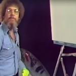 Aυτό είναι το πρώτο επεισόδιο ever της εκπομπής του Bob Ross (VIDEO)