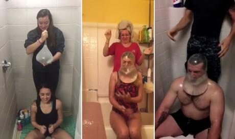Μετά το Ice Bucket Challenge έρχεται καινούρια αμερικλανιά με το όνομα Condom Challenge (VIDEO)