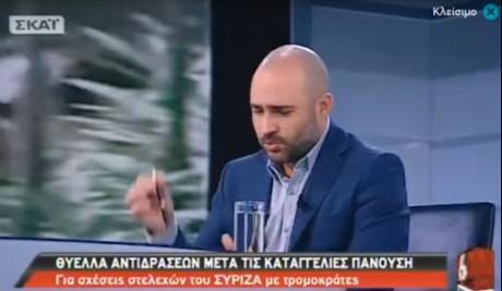 O Μπογδάνος μόλις δήλωσε πως η εξέγερση του Πολυτεχνείου φταίει για την εισβολή στην Κύπρο (VIDEO)