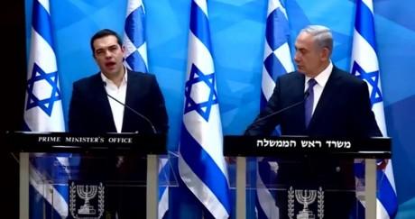 Όλα τα ΑΑΑΑ που είπε ο Αλέξης Τσίπρας στις κοινές δηλώσεις με τον Μπενιαμίν Νετανιάχου (VIDEO)