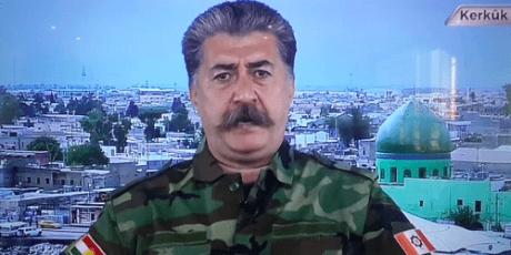 Κούρδος Κομμαντάντε είναι φτυστός ο Στάλιν (PHOTOS)