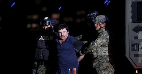Μεξικανός βαρώνος των ναρκωτικών συλλαμβάνεται επειδή ήθελε να γυρίσει αυτοβιογραφικό φιλμ
