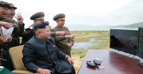 Το Υπουργείο Εξωτερικών τη λέει στον Kim Jong-un ανήμερα στα γενέθλιά του