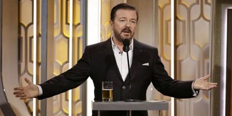 Ο Ricky Gervais γλέντησε πάλι όλους τους καλεσμένους στις Χρυσές Σφαίρες (VIDEO)