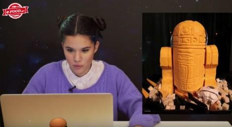Use the fork, Luke: Φαγητά εμπνευσμένα απ'το Star Wars (VIDEO)