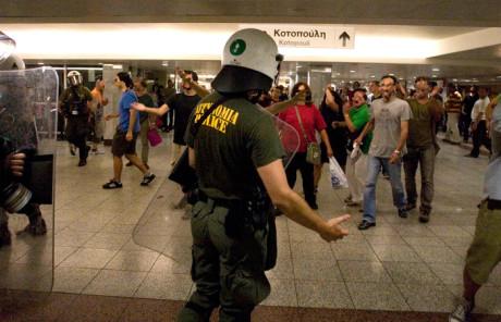 """Επιτέλους: Δημιουργείται """"Αστυνομία των Συγκοινωνιών"""" και η ΕΛ.ΑΣ. μπαίνει σε Μετρό και ΗΣΑΠ"""