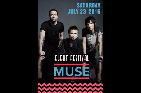 Οι Muse έρχονται στην Αθήνα για το Ejekt Festival τον Ιούλιο