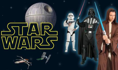 Αν θέλεις να αγοράσεις αυθεντική στολή Star Wars (ή στολή γενικά), απλά πήγαινε στα Seasons Stores