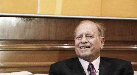 Πέθανε στα 84 από καρκίνο ο Γεράσιμος Αρσένης