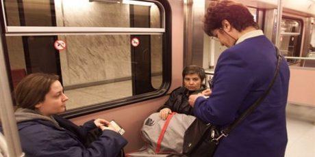 Απειλητικά σημειώματα άφησαν άγνωστοι κάτω από τα σπίτια ελεγκτών του μετρό