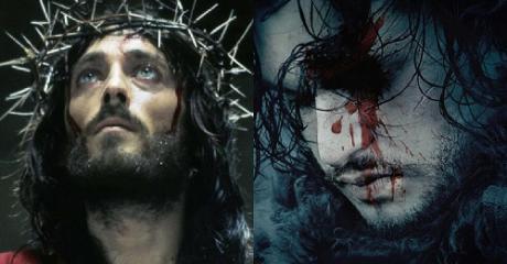 Το απόλυτο αναστάσιμο crash test που περιμένατε: Ιησούς Χριστός VS Jon Snow