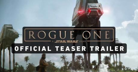 Mόλις έσκασε μύτη το trailer του Rogue One: A Star Wars Story (VIDEO)
