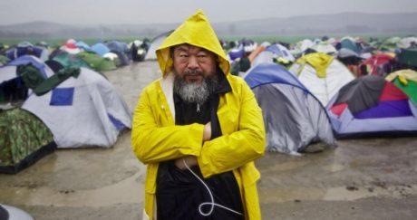 QUIZ: Ποια έγκυρη εφημερίδα αναφέρθηκε στον καλλιτέχνη Αi Wei Wei σαν πιθηκόμορφο κινέζο;