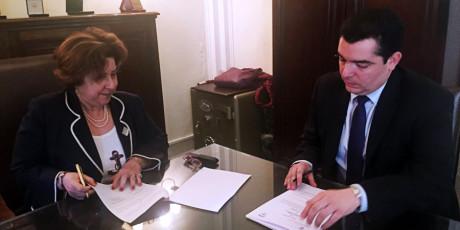 Κεκτημένη ταχύτητα; Μέχρι και στο Πάντειο υπεγραψαν Μνημόνιο με την Κύπρο