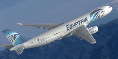 """Το airbus της """"Egyptair"""" συνετρίβη νότια της Καρπάθου επιβεβαιώνει το Γαλλικό Πρακτορείο Ειδήσεων"""