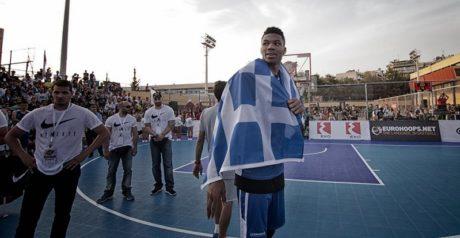 Ο Γιάννης Αντετοκούνμπο θα αγωνιστεί κανονικά με την Εθνική στους Ολυμπιακούς της Βραζιλίας