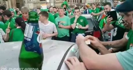 8 βίντεο που αποδεικνύουν ότι οι οπαδοί της Ιρλανδίας είναι οι πιο αξιαγάπητοι κάγκουρες στον κόσμο