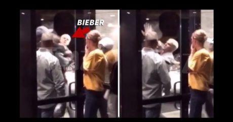 Ο Τζάστιν Μπίμπερ γρονθοκοπείται από οπαδό στον οποίο αρνήθηκε να δώσει αυτόγραφο (VIDEO)
