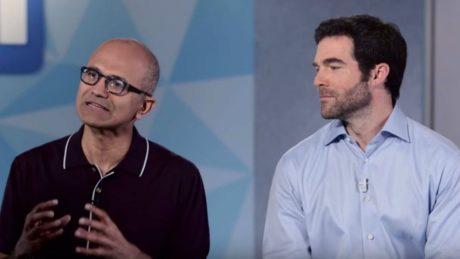 Η Μicrosoft έδωσε 26,2 δισεκατομμύρια δολλάρια για να εξαγοράσει το LinkedIn