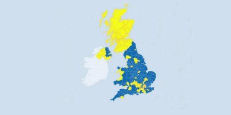 Σκωτία και Β. Ιρλανδία ζητούν δημοψήφισμα για παραμονή ή αποχώρηση τους από το Ηνωμένο Βασίλειο