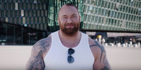 Το Βουνό του Game of Thrones αυτή τη φορά γύρισε σα διαφήμιση ένα 24ωρο της ζωής του (VIDEO)