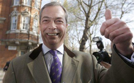 Παραιτείται από την ηγεσία του UKIP o Άγγλος Καρατζαφέρης, Νάιτζελ Φάρατζ (VIDEO)