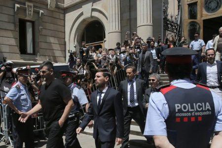 Μαύρο καλοκαίρι για τον Λιονέλ Μέσσι: Καταδικάστηκε σε 21 μήνες φυλάκιση με αναστολή