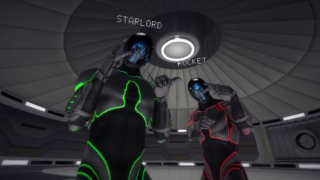 Παίξαμε το Cosmos, το πρώτο ομαδικό παιχνίδι εικονικής πραγματικότητας στον κόσμο