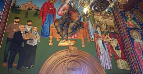 Αυτή η αγιογραφία με τον Ιβάν Σαββίδη είναι ό,τι πιο ΠΑΟΚ θα δείτε αυτές τις άγιες μέρες (PHOTO)
