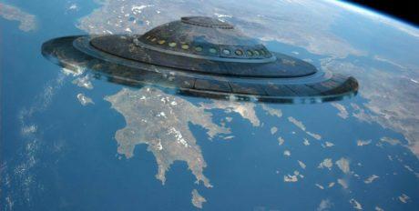 X Files: UFO εμφανίστηκαν να σουλατσάρουν σε παράλια στο Κατάκολο Ηλείας