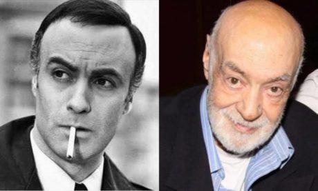 Έφυγε από τη ζωή σε ηλικία 80 χρονών ο ηθοποιός Ανδρέας Μπάρκουλης