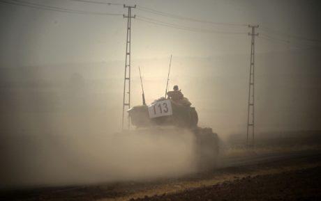 Στρατιωτική επιχείρηση της Τουρκίας σε Συριακό έδαφος με τη συνδρομή των ΗΠΑ
