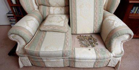 Μέχρι και τα ψιλά που έχουν πέσει στα μαξιλάρια του καναπέ θα πρέπει να δηλωθούν στο περιουσιολόγιο