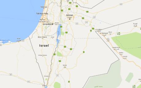Το Google Maps αφαίρεσε την Παλαιστίνη από το χάρτη και το ίντερνετ δε χάρηκε καθόλου